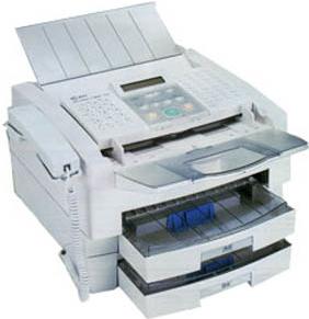 普通紙ファックス